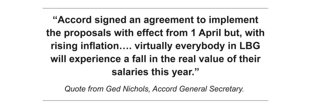 Ged Nichols Quote